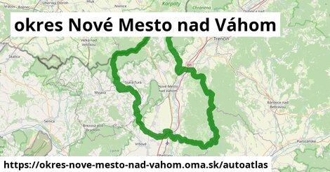 ikona Mapa autoatlas  okres-nove-mesto-nad-vahom