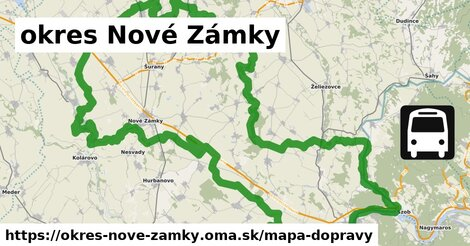 ikona Mapa dopravy mapa-dopravy  okres-nove-zamky