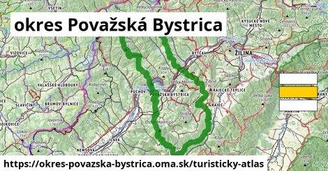 ikona Turistická mapa turisticky-atlas  okres-povazska-bystrica