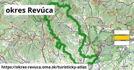 ikona Turistická mapa turisticky-atlas  okres-revuca