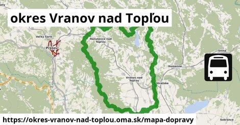 ikona Mapa dopravy mapa-dopravy v okres-vranov-nad-toplou
