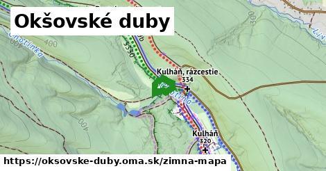 ikona Zimná mapa zimna-mapa  oksovske-duby