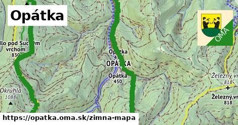ikona Zimná mapa zimna-mapa  opatka