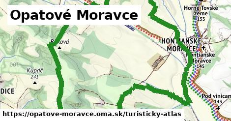 Opatové Moravce