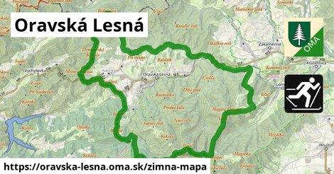 ikona Zimná mapa zimna-mapa  oravska-lesna