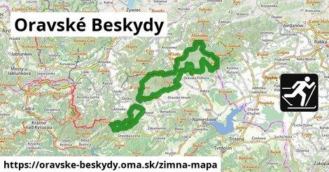 ikona Zimná mapa zimna-mapa v oravske-beskydy
