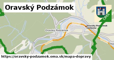 ikona Mapa dopravy mapa-dopravy  oravsky-podzamok