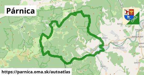 ikona Mapa autoatlas  parnica