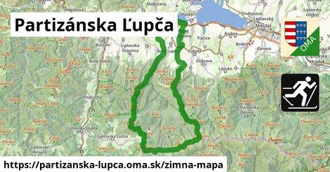 ikona Zimná mapa zimna-mapa  partizanska-lupca