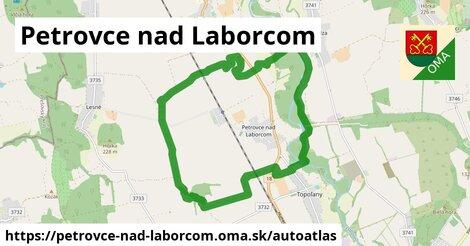 ikona Mapa autoatlas  petrovce-nad-laborcom