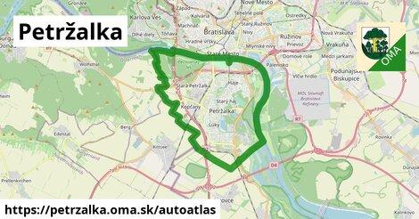 ikona Mapa autoatlas  petrzalka