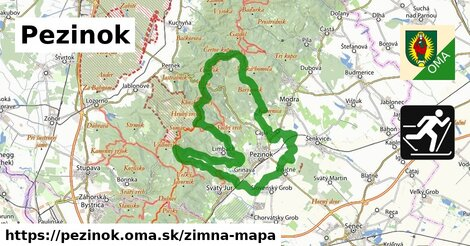 ikona Zimná mapa zimna-mapa  pezinok