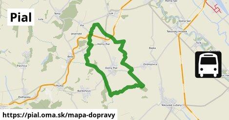 ikona Mapa dopravy mapa-dopravy  pial