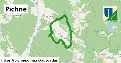 ikona Mapa autoatlas  pichne