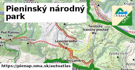 ikona Mapa autoatlas  pienap