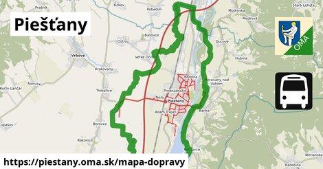 ikona Mapa dopravy mapa-dopravy  piestany