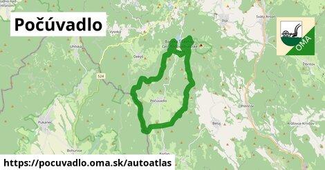 ikona Mapa autoatlas v pocuvadlo