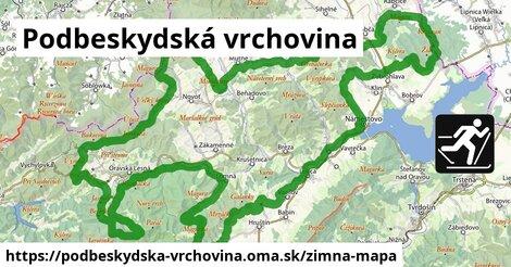 ikona Zimná mapa zimna-mapa  podbeskydska-vrchovina