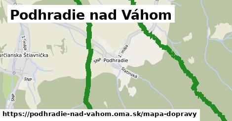 ikona Mapa dopravy mapa-dopravy v podhradie-nad-vahom