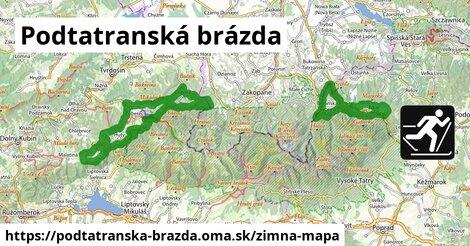 ikona Zimná mapa zimna-mapa  podtatranska-brazda