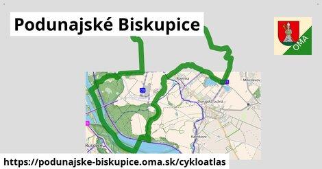ikona Cykloatlas cykloatlas  podunajske-biskupice