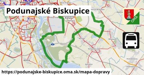 ikona Mapa dopravy mapa-dopravy  podunajske-biskupice