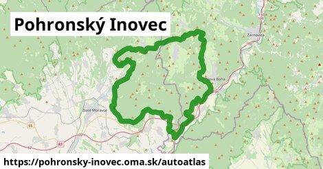 ikona Mapa autoatlas  pohronsky-inovec