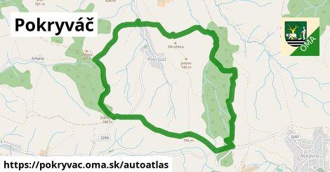 ikona Mapa autoatlas  pokryvac