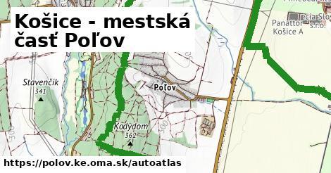 ikona Mapa autoatlas  polov.ke