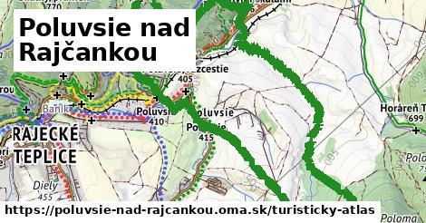 ikona Turistická mapa turisticky-atlas  poluvsie-nad-rajcankou