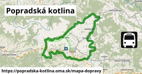 ikona Mapa dopravy mapa-dopravy  popradska-kotlina