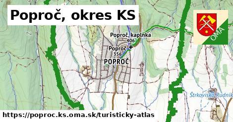 ikona Turistická mapa turisticky-atlas  poproc.ks