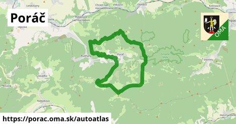 ikona Mapa autoatlas  porac