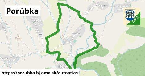 ikona Mapa autoatlas  porubka.bj