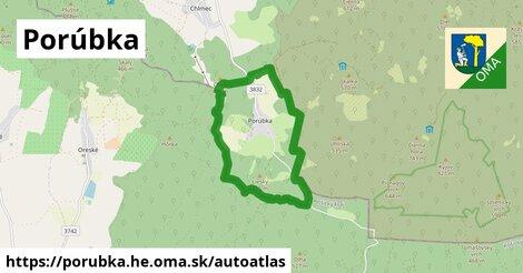 ikona Mapa autoatlas  porubka.he