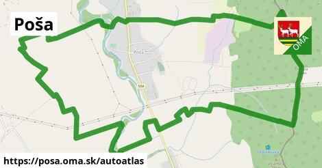 ikona Mapa autoatlas  posa