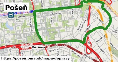 ikona Mapa dopravy mapa-dopravy  posen