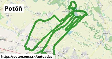 ikona Mapa autoatlas  poton