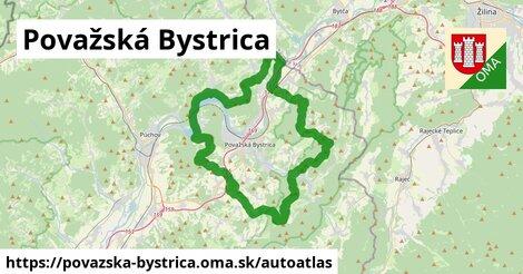 ikona Mapa autoatlas v povazska-bystrica