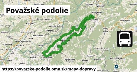 ikona Mapa dopravy mapa-dopravy  povazske-podolie