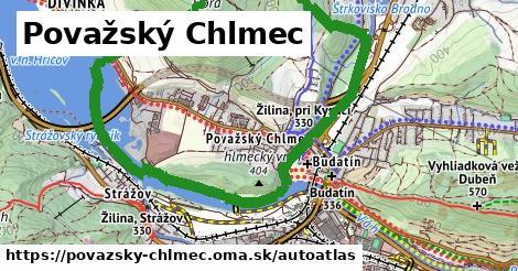 ikona Mapa autoatlas  povazsky-chlmec