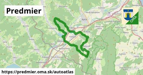 ikona Mapa autoatlas  predmier
