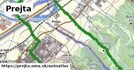 ikona Mapa autoatlas  prejta