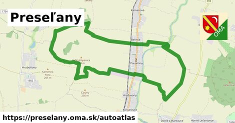 ikona Mapa autoatlas  preselany