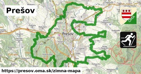 ikona Zimná mapa zimna-mapa  presov