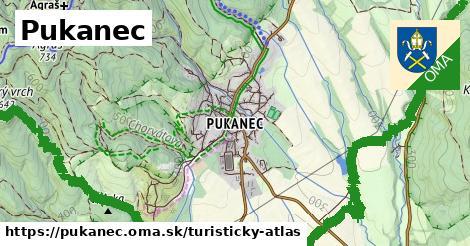 ikona Turistická mapa turisticky-atlas  pukanec