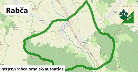 ikona Mapa autoatlas  rabca