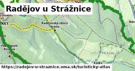 ikona Turistická mapa turisticky-atlas  radejov-u-straznice