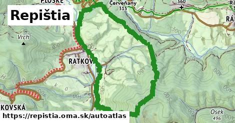 ikona Mapa autoatlas  repistia