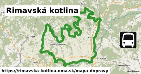 ikona Mapa dopravy mapa-dopravy  rimavska-kotlina